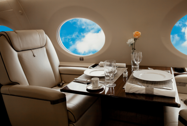 Renting a Private Jet Vs. Flying Commercial: Comparing Costs